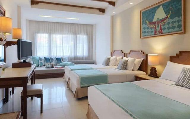 Bali Mandira Beach Resort & Spa Superior Family Room