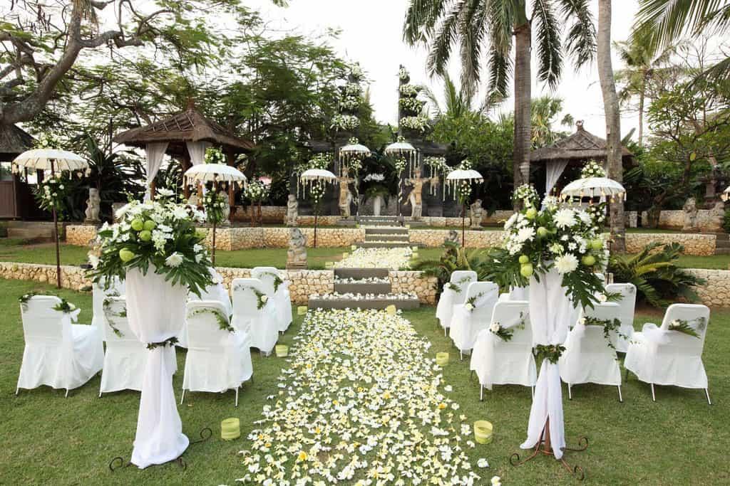 Bali Mandira Beach Resort & Spa Wedding 2