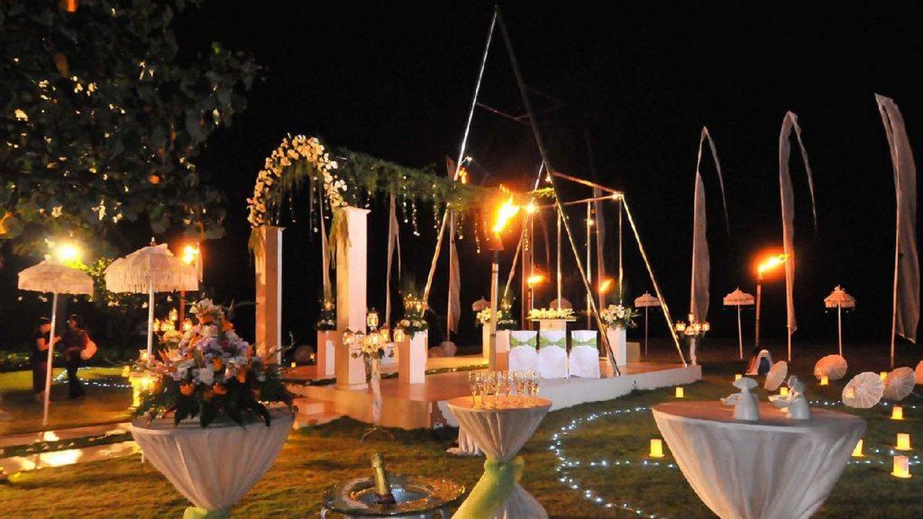 Grand Mirage Resort & Thalasso Bali Spa, Bali 2 Wedding 2