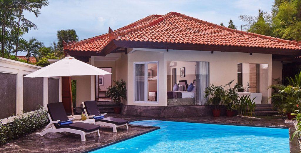Grand Mirage Resort & Thalasso Bali Spa, Bali 3 Bed Villa
