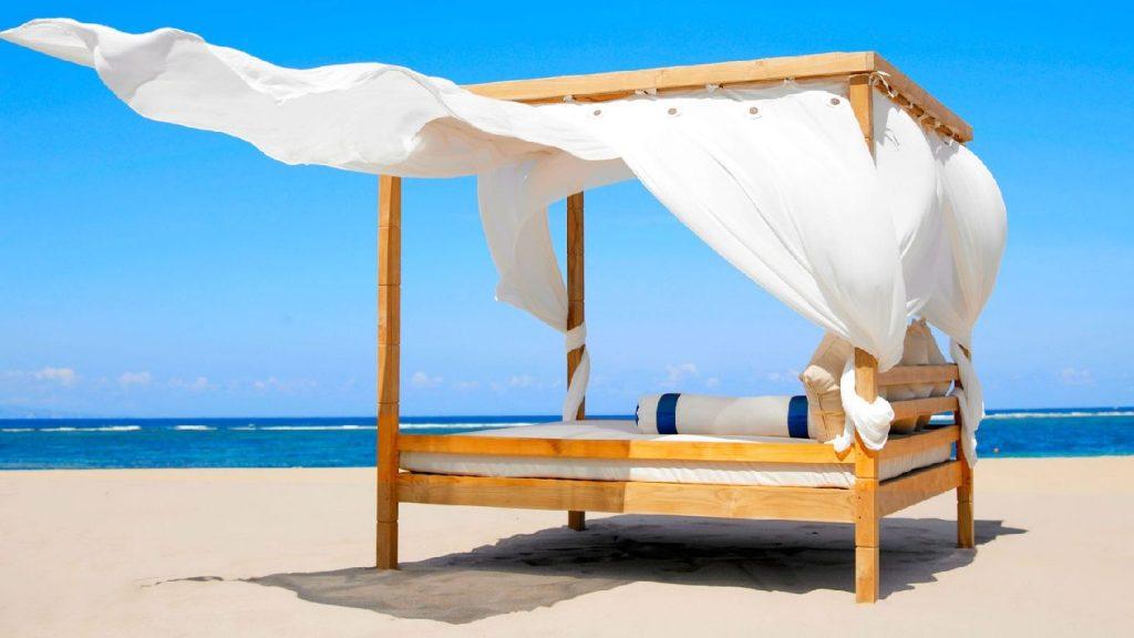 Grand Mirage Resort & Thalasso Bali Spa, Bali Beach