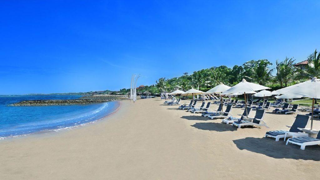 Grand Mirage Resort & Thalasso Bali Spa, Bali Beach 2