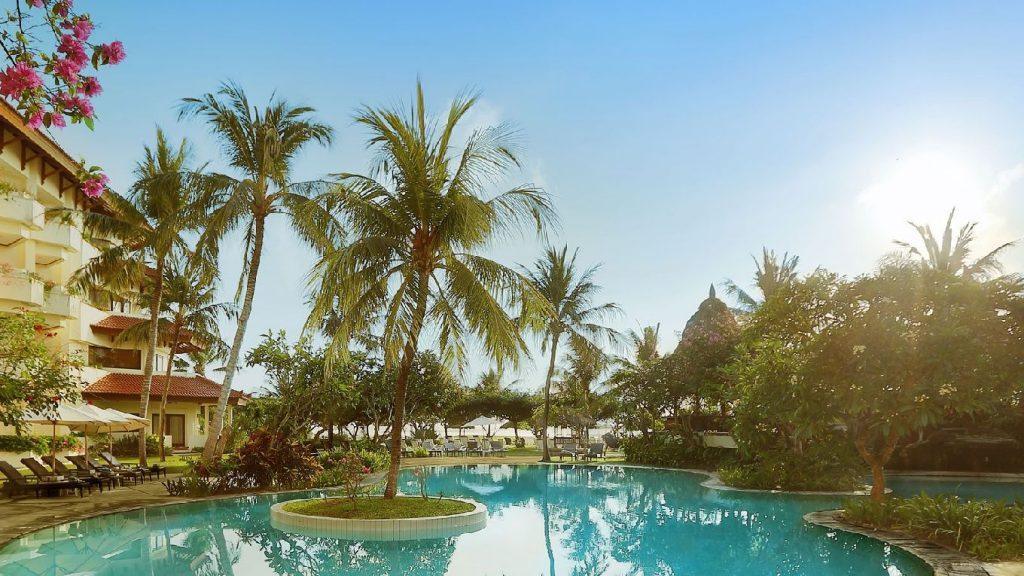 Grand Mirage Resort & Thalasso Bali Spa, Bali Beach 5