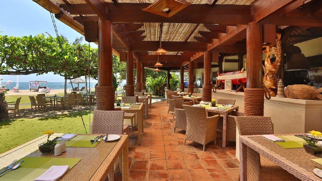 Grand Mirage Resort & Thalasso Bali Spa, Bali Dining