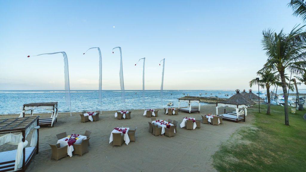 Grand Mirage Resort & Thalasso Bali Spa, Bali Dining 2