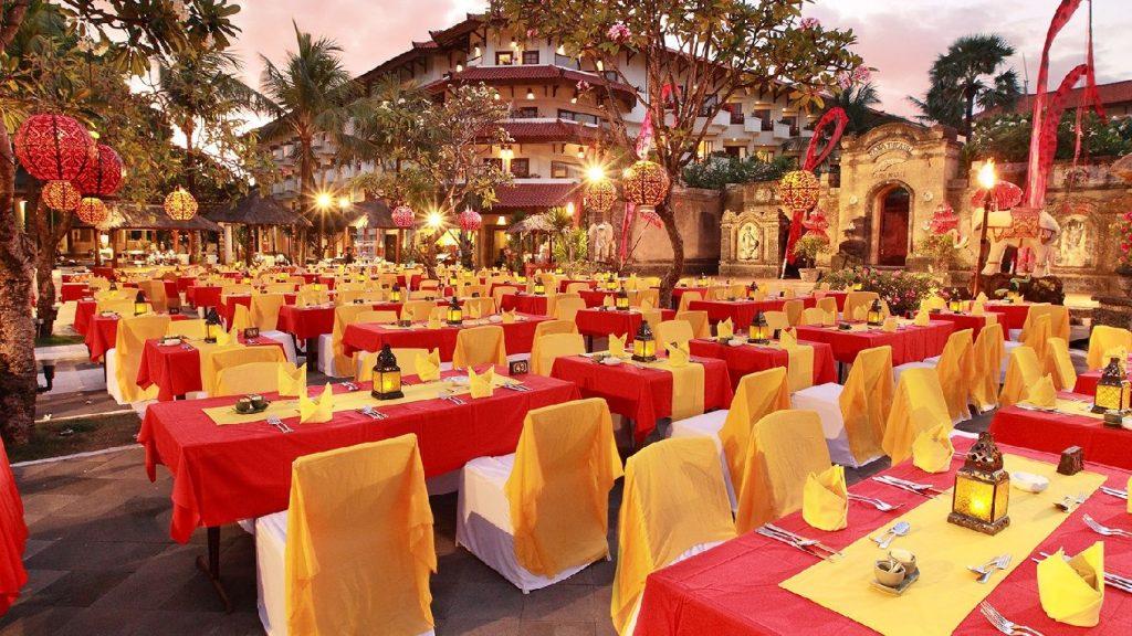 Grand Mirage Resort & Thalasso Bali Spa, Bali Dining 3