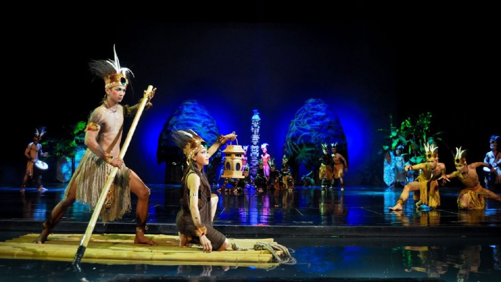 Grand Mirage Resort & Thalasso Bali Spa, Bali Entertainment