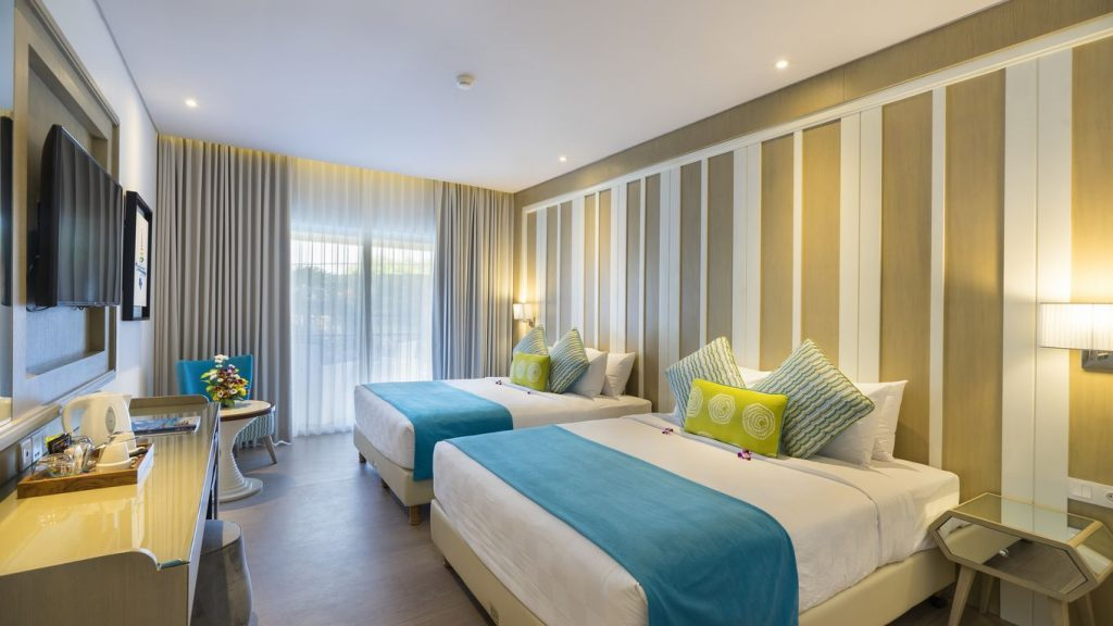 Grand Mirage Resort & Thalasso Bali Spa, Bali Family Studio Twins