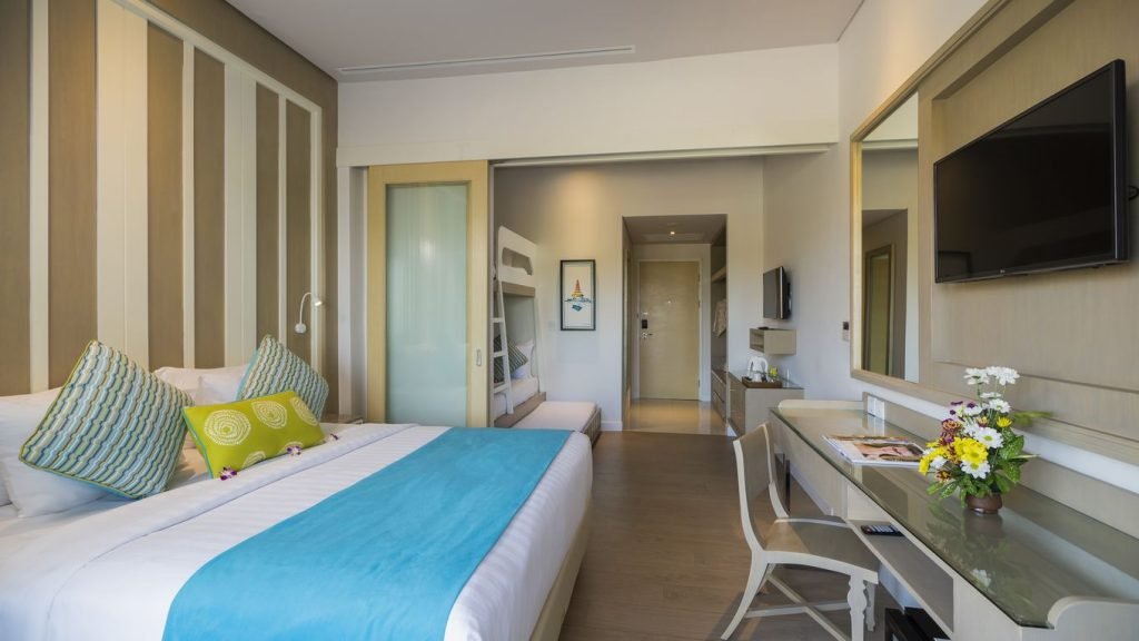 Grand Mirage Resort & Thalasso Bali Spa, Bali Family Suite Bunk Beds