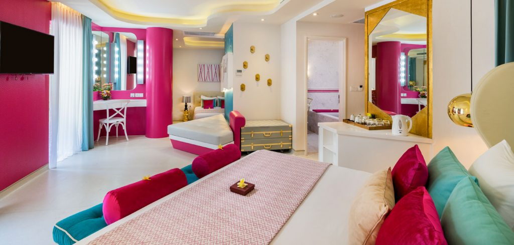 Grand Mirage Resort & Thalasso Bali Spa, Bali Girls Suite