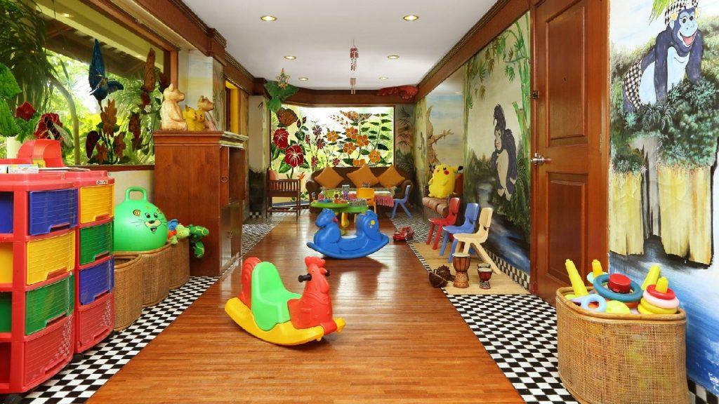 Grand Mirage Resort & Thalasso Bali Spa, Bali Kids Club