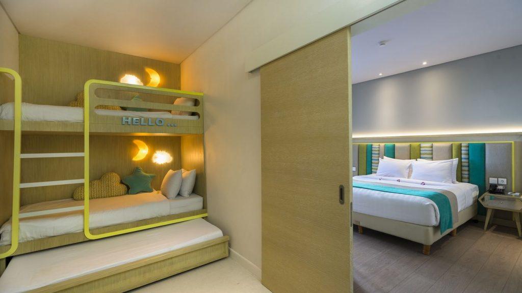Grand Mirage Resort & Thalasso Bali Spa, Bali Kids Suites