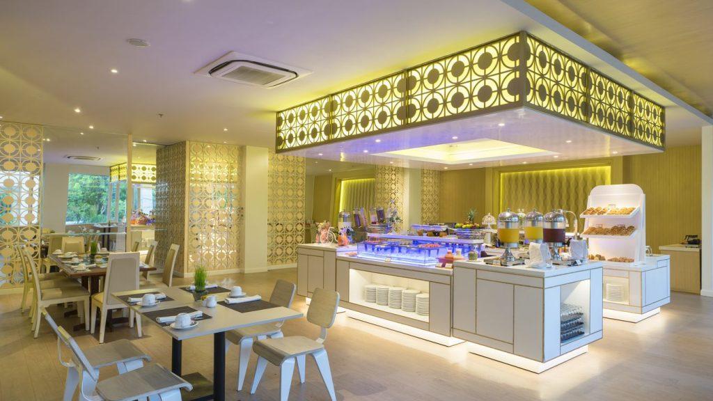 Grand Mirage Resort & Thalasso Bali Spa, Bali Kitchen Restaurant