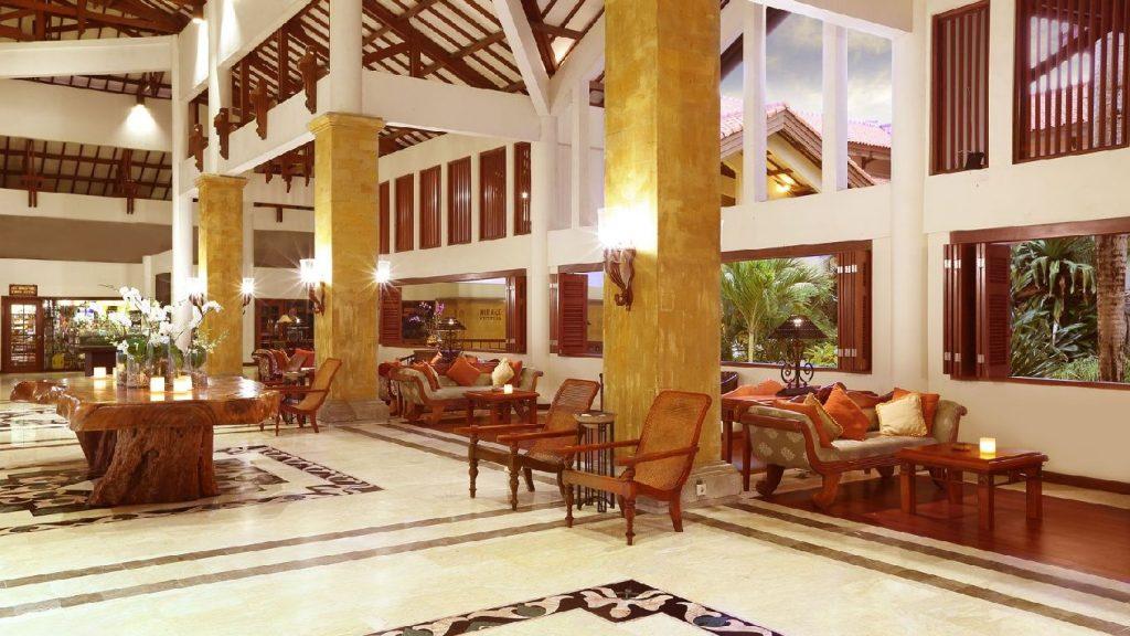 Grand Mirage Resort & Thalasso Bali Spa, Bali Lobby