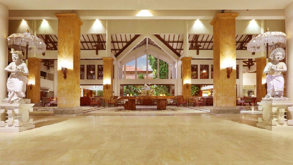 Grand Mirage Resort & Thalasso Bali Spa, Bali Lobby 2