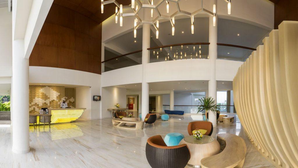 Grand Mirage Resort & Thalasso Bali Spa, Bali Lobby 3