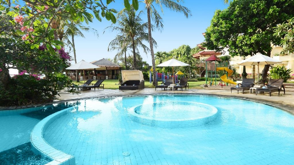 Grand Mirage Resort & Thalasso Bali Spa, Bali Pool