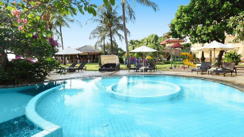 Grand Mirage Resort & Thalasso Bali Spa, Bali Pool 2