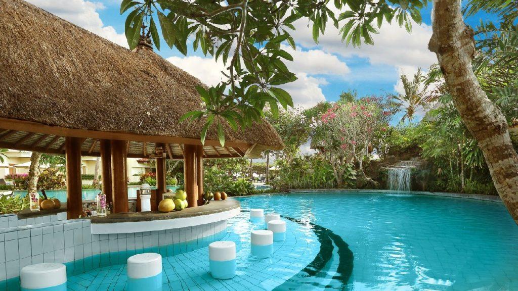 Grand Mirage Resort & Thalasso Bali Spa, Bali Pool Bar
