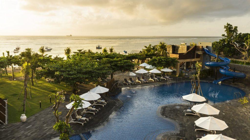 Grand Mirage Resort & Thalasso Bali Spa, Bali Waterpark