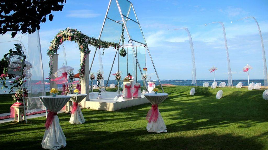 Grand Mirage Resort & Thalasso Bali Spa, Bali Wedding