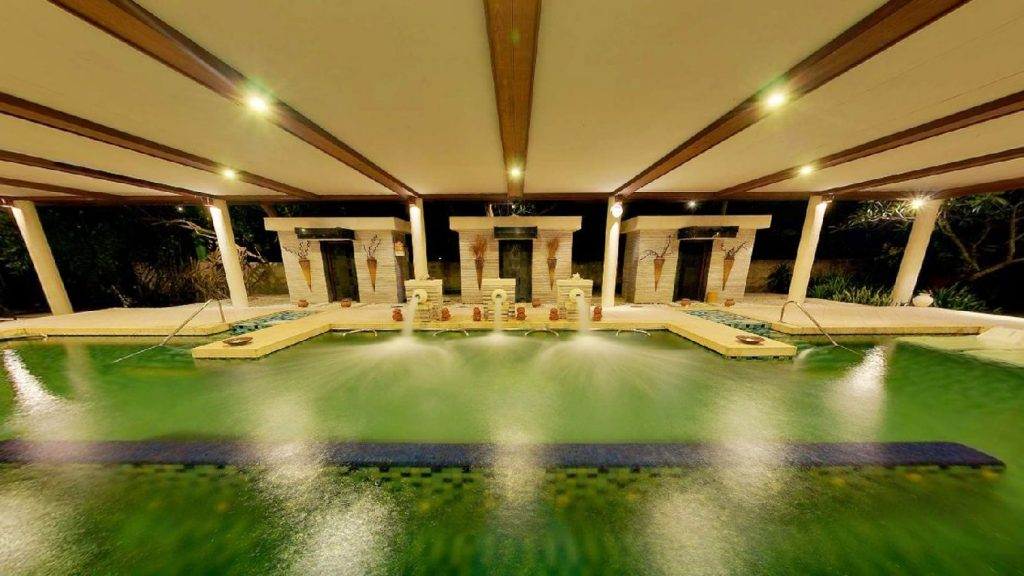 Grand Mirage Resort & Thalasso Bali Spa, Spa Pool