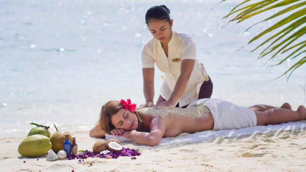 Paradise Island Resort Araamu Spa
