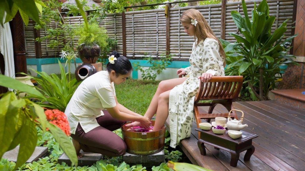 Paradise Island Resort Araamu Spa 2