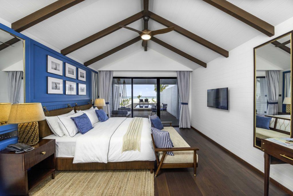Paradise Island Resort Deluxe Beach Pool Villa