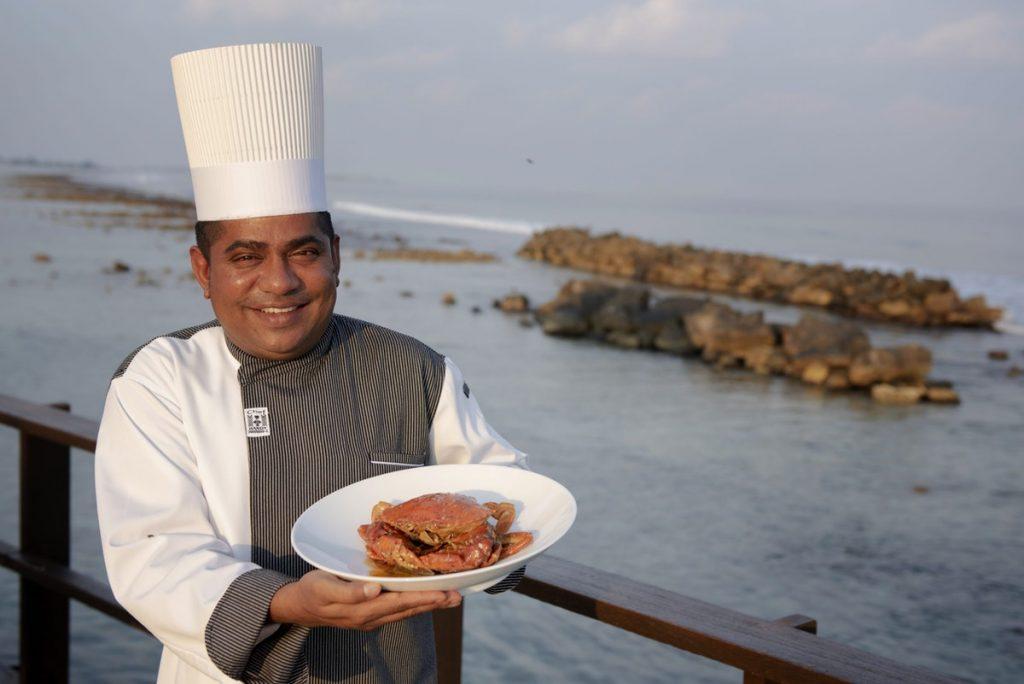 Paradise Island Resort Farumathi Restaurant 2