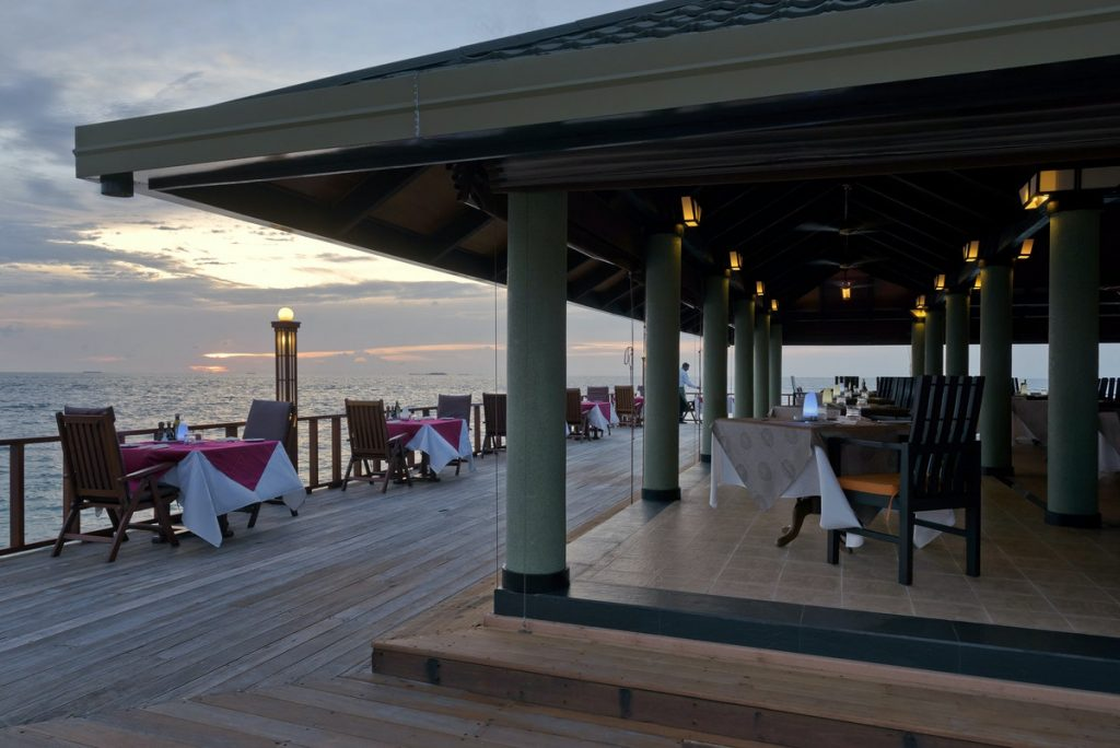 Paradise Island Resort Restorante Al tramonte