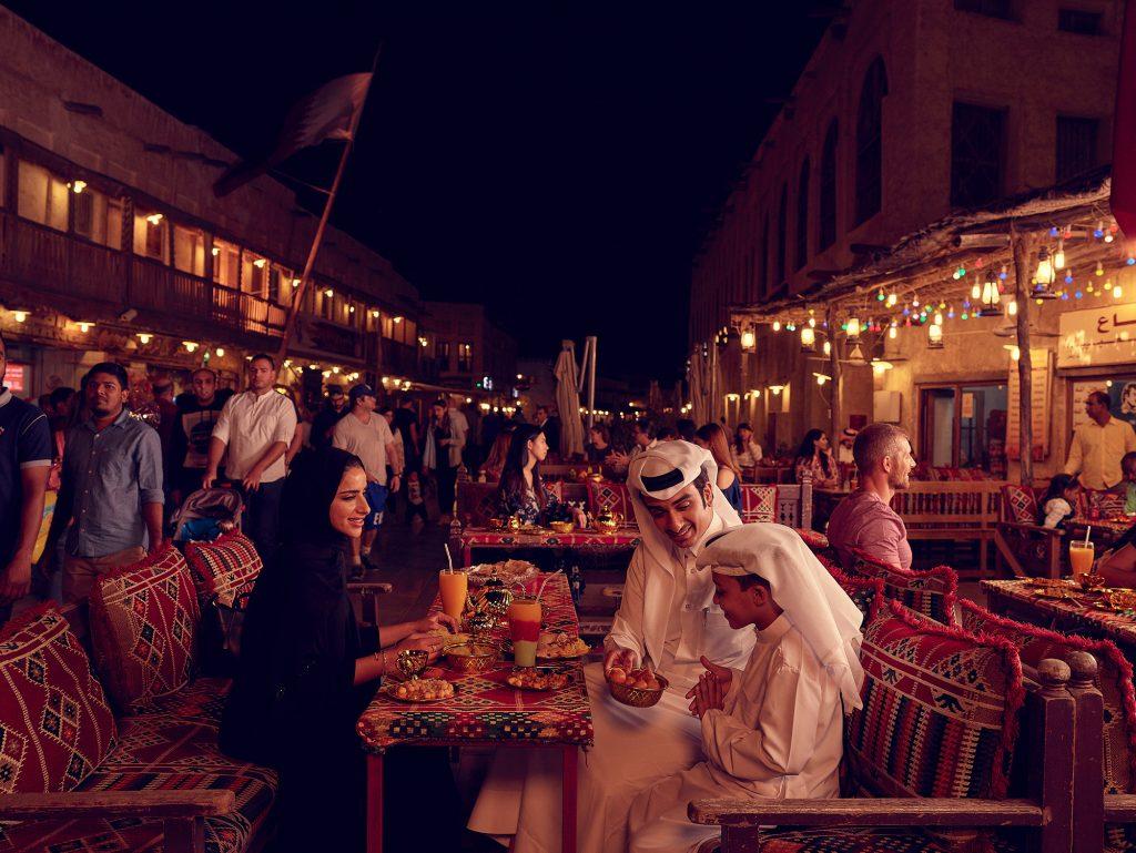 Qatar Souq Restaurant