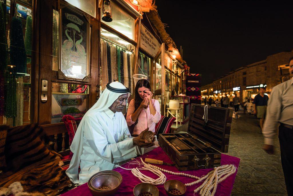 Qatar Souq Waqif Pearls
