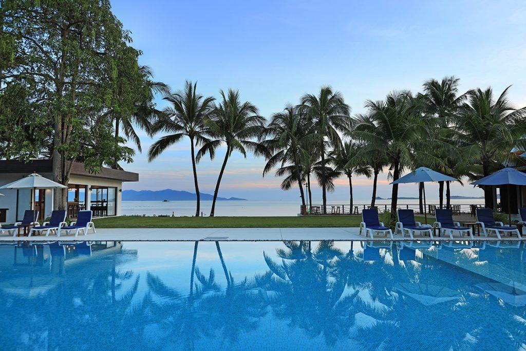 Samui Palm Beach Resort, Koh Samui Pool 4