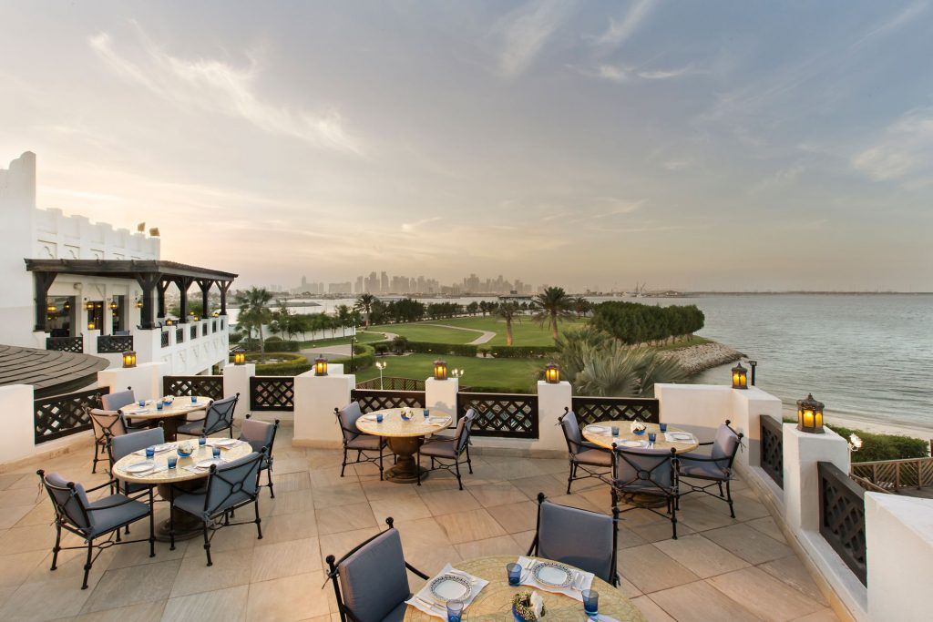 Sharq Village & Spa, a Ritz Carlton Hotel, Doha Dining 2