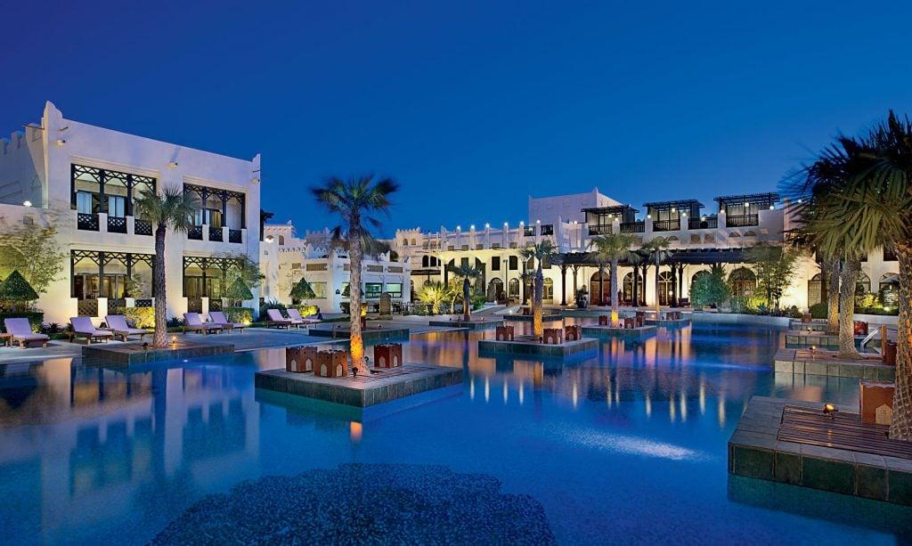 Sharq Village & Spa, a Ritz Carlton Hotel, Doha Pool
