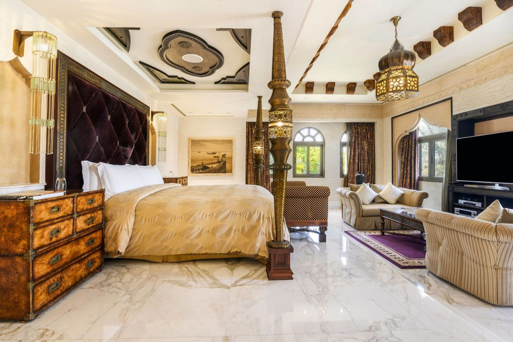 Sharq Village & Spa, a Ritz Carlton Hotel, Doha Suite