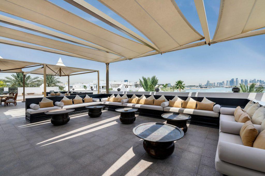 Sharq Village & Spa, a Ritz Carlton Hotel, Doha Terrace
