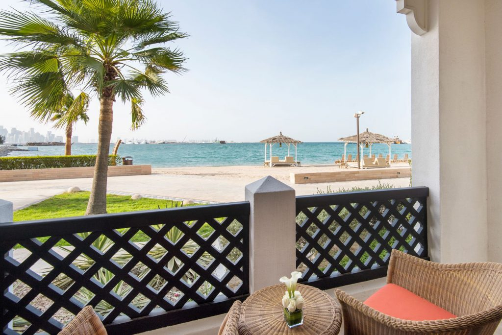Sharq Village & Spa, a Ritz Carlton Hotel, Doha View