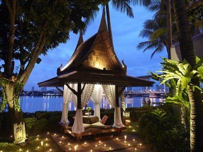 Anantara Riverside, Bangkok Hotel-Dining by design