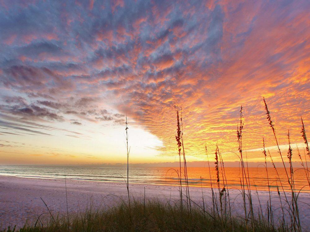 Bradenton Anna Maria Island Beach Sunset